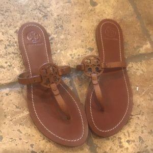 Tory Burch Gabriel Flat Thong Sandals